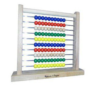 Counting Frame: Abacus