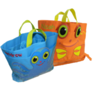 Clicker Crab Beach Bags