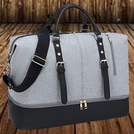 PERSONALIZED CARRY-ON WEEKENDER w/SHOE COMPARTMENT