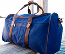 PERSONALIZED RUGGED SAILWAX DUFFLE