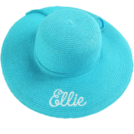 PERSONALIZED CHILD'S FLOPPY BEACH HAT